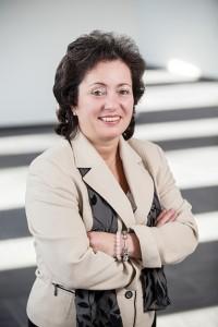 Judit Forgács HR-Direktorin IT Services Hungary