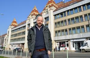 Zalay Buda Pécsi Központ vezető IT Services Hungary