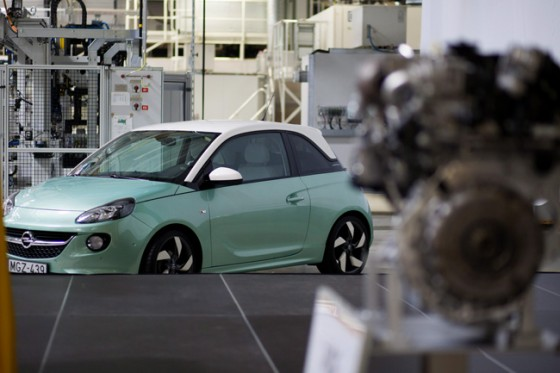 Kis benzinmotorokat gyárt az Opel Szentgotthárdon