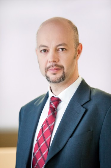 Zalay Buda,  pécsi telephely vezető, IT Services Hungary