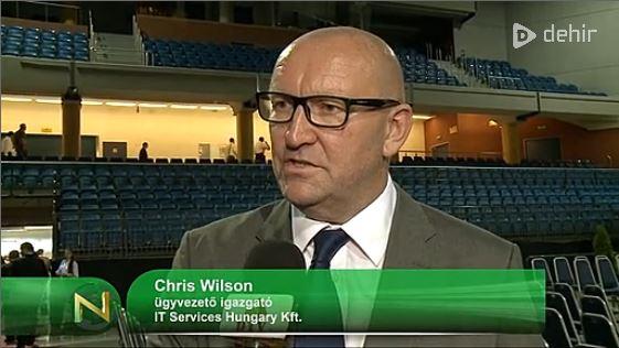 DTV Chris Wilson Alumni Díj