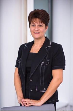 Ollárné Riedl Katalin, ügyvezető igazgató, VP Finance & Controlling
